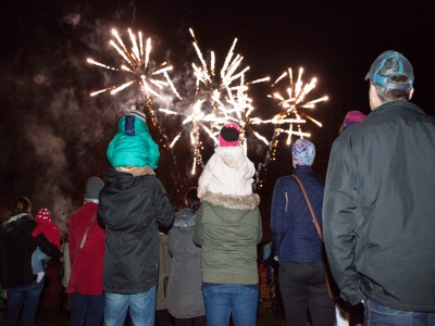School Fireworks Night 35