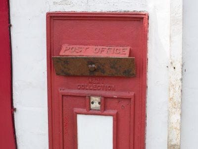 Sealed 'Beehive' Postbox