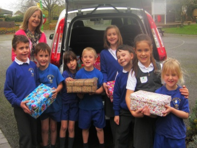 Shoebox Appeal 2012