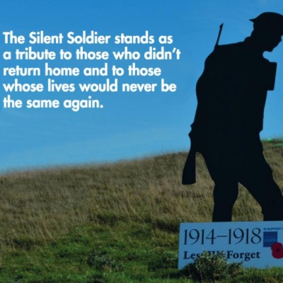 Silent Soldier Graphic 02a