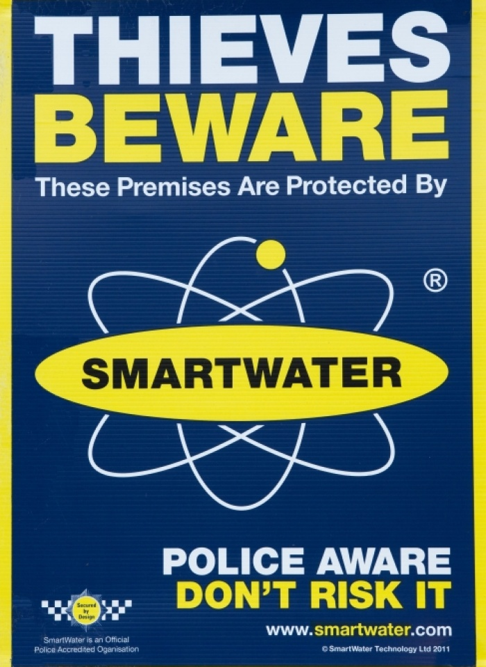 SmartWater poster
