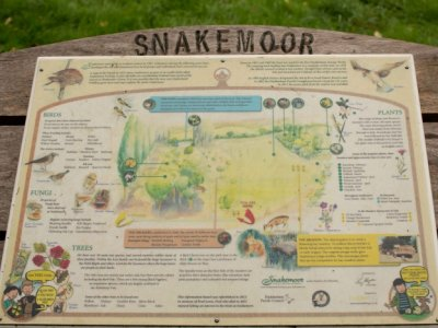 Snakemoor Sign