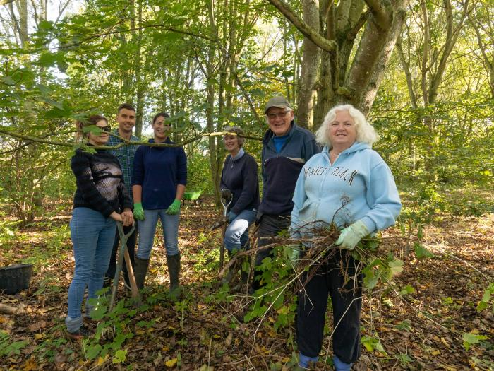 Snakemoor Work Party: Oct 2019