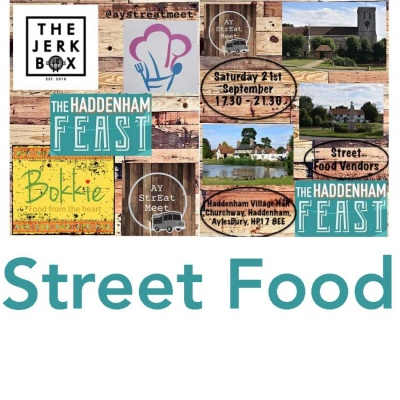 Street Food Graphic