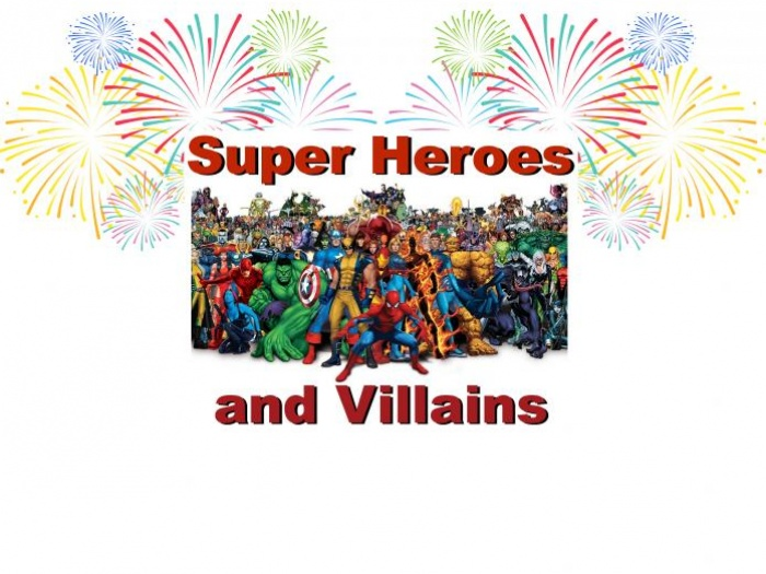 Superheroes&Villains 03