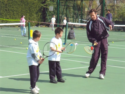 Tennis Coaching 02