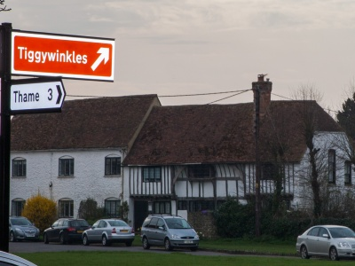 Tiggywinkles Sign 06