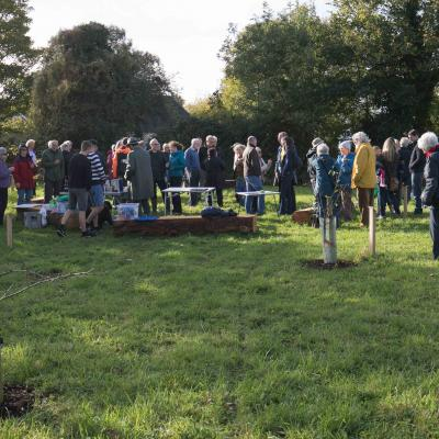 Townsend Community Orchard 02