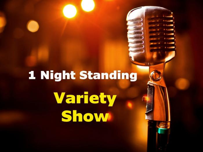 Variety Show Poster 02