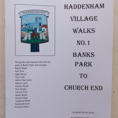 Village Walks Booklet