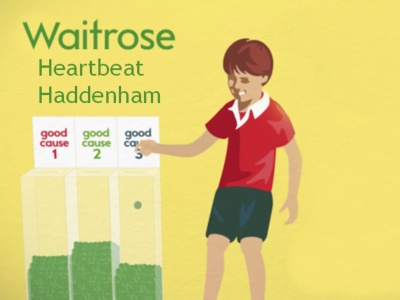 Waitrose Green Tokens 02
