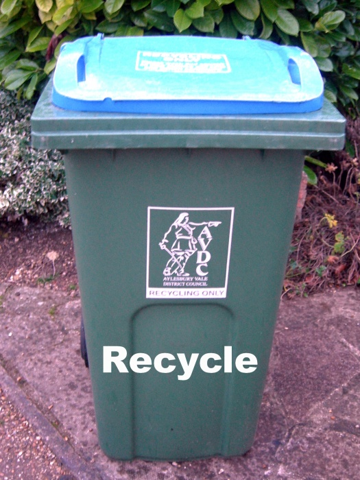 Waste Bin - Recycle 01