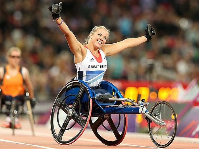 Wheelchair Athlete 01