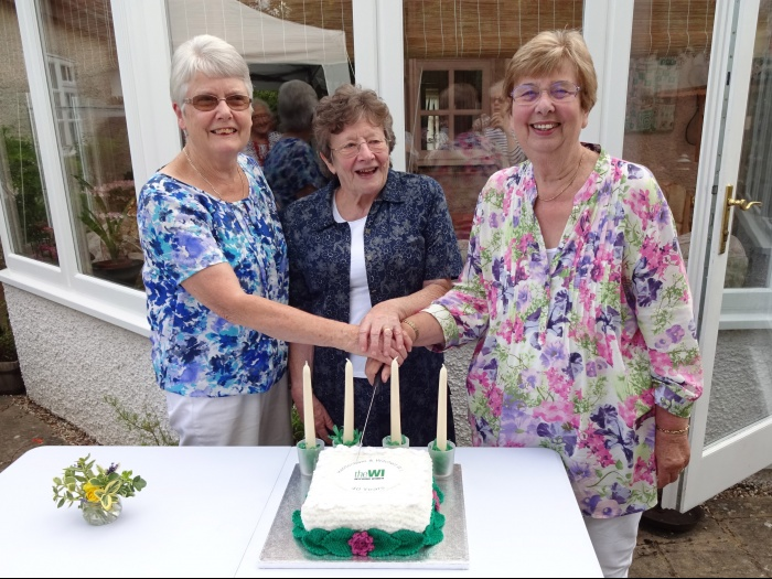 WI 40th Celebration