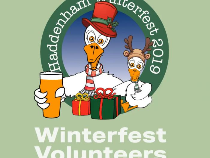 Winterfest Volunteers 2019