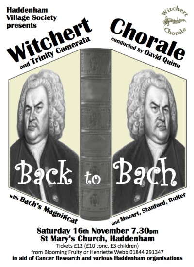 Witchert Chorale Nov13