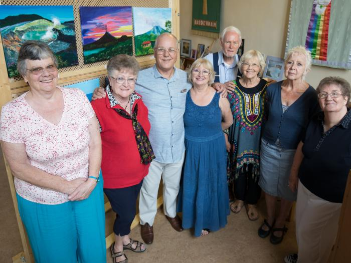 Woodlands Art Group