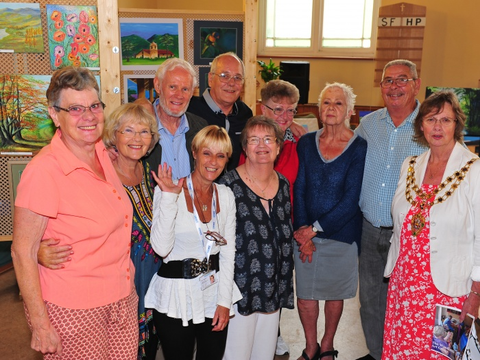 Woodlands Art Group Exhibition 04