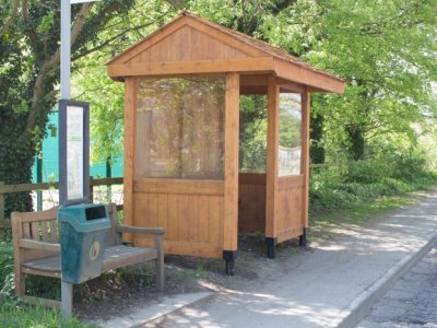 Woodways Bus Shelter