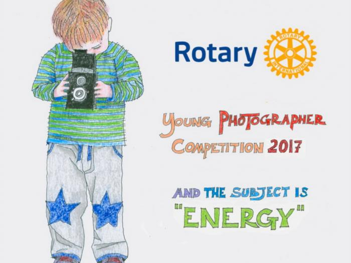 Young Photographer 2017 Poster